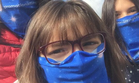 Promotional Face Masks