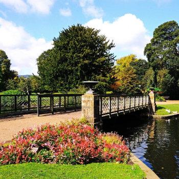Pavillion Gardens Buxton