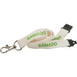 10mm bamboo event lanyards pfn1348