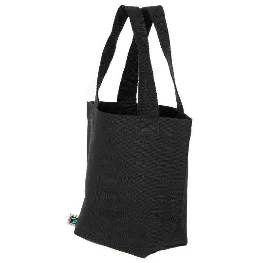 10oz ledbury organic cotton canvas printed gift bags pfn1174