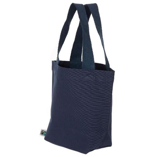 10oz ledbury organic cotton canvas promotional gift bags pfn1174