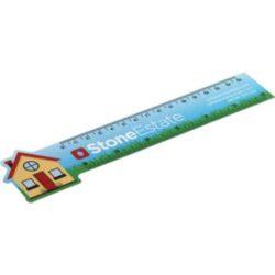 15cm never tear bespoke printed rulers pfn1485