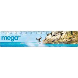 15cm plastic printed rulers pfn1498