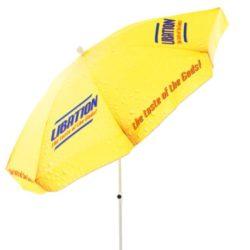 200cm printed garden parasols pfn1103