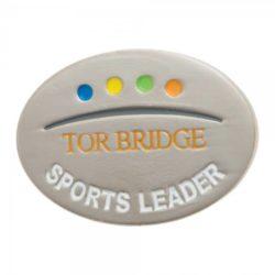 20mm soft enamel badges pfn1371