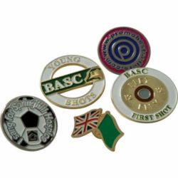 25mm soft enamel badges pfn1372