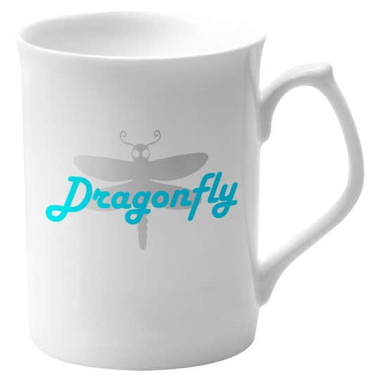 265ml bone china topaz promotional mugs pfn1293
