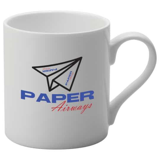 310ml bone china promotional balmoral mugs pfn1298