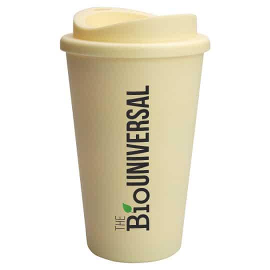 350ml biodegradable universal promotional travel mugs pfn1304
