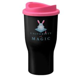 350ml challenger printed travel mugs without handle pfn1306