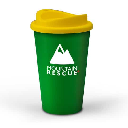 350ml universal printed travel mugs without handle with sip lid pfn1302