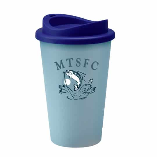 350ml printed universal travel mugs without handle with sip lid pfn1302