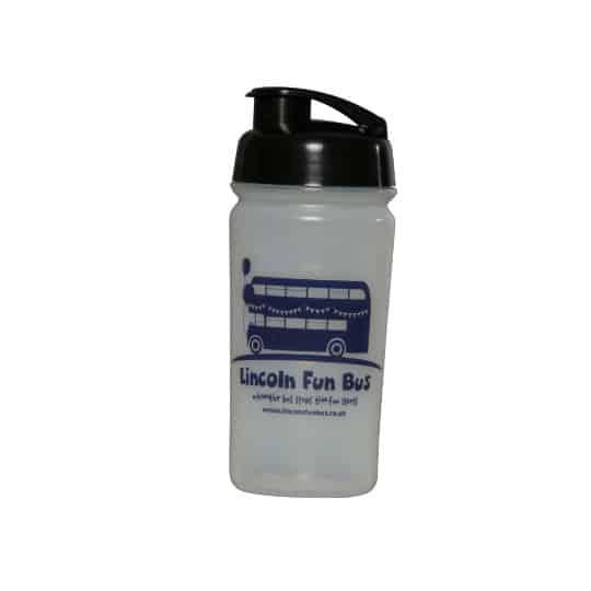 380ml Olympic printed sports bottles flip cap pfn1151