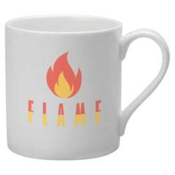 390ml bone china ash promotional mugs pfn1300
