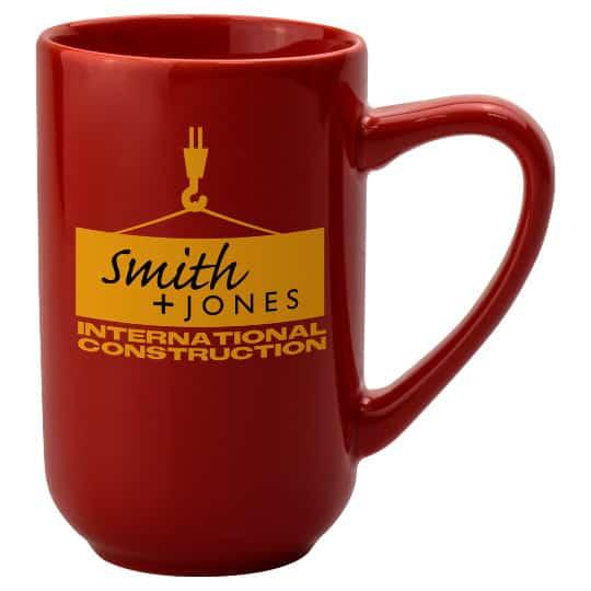 390ml earthenware titan promotional mugs pfn1284