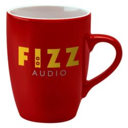 400ml earthenware marrow promotional mugs pfn1271