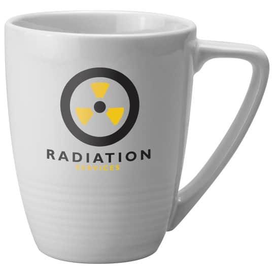 400ml earthenware quantum promotional mugs pfn1285