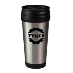 400ml thermal printed travel mugs without handle pfn1308