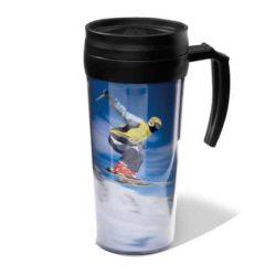 430ml picto insert printed travel mugs pfn1553