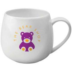 450ml printed bone china hug mugs pfn1301