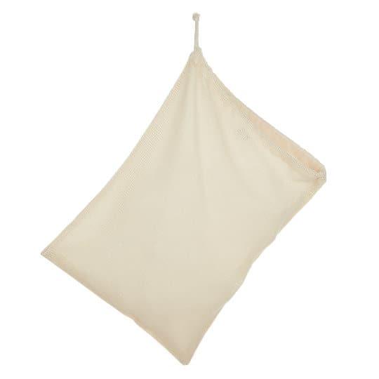 4oz Brockley fairtrade organic cotton printed veg bags pfn1185