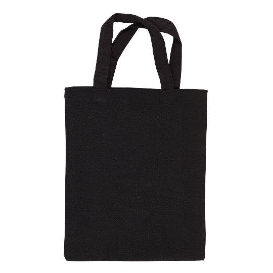 4oz Greenwich promotional cotton shopping bags pfn1169