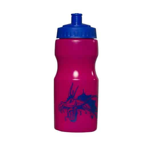 500ml apollo printed sports bottles pink pfn1147
