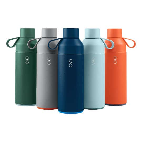 500ml x-ocean eco friendly promotional drinking bottles group shot pfn1202