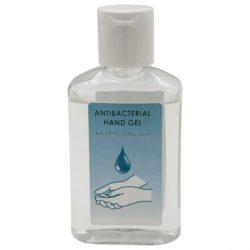 60ml printed hand sanitiser 75% alcohol pfn1320