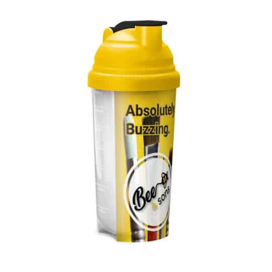 700ml promotional shaker bottles yellow cap pfn1318