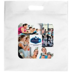 80gsm non woven pp top printed tote bags pfn1577