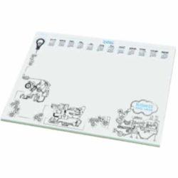 A2 printed notepads pfn1020