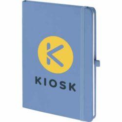 A5 mood soft feel printed notebooks pfn1521