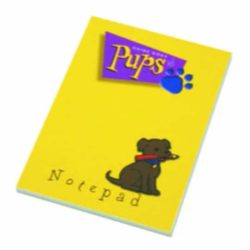A5 printed notebooks with cover pfn1031