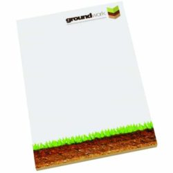 A6 printed sticky notes pfn1002