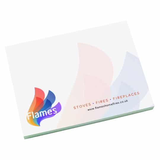 A7 printed sticky notes pfn1005