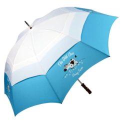 Bedford vented promotional golf umbrella pfn1066