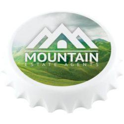 Bottle cap opener promotional fridge magnets pfn1564