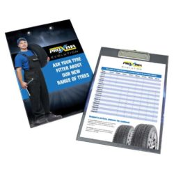 Promotional clipboards pfn1040