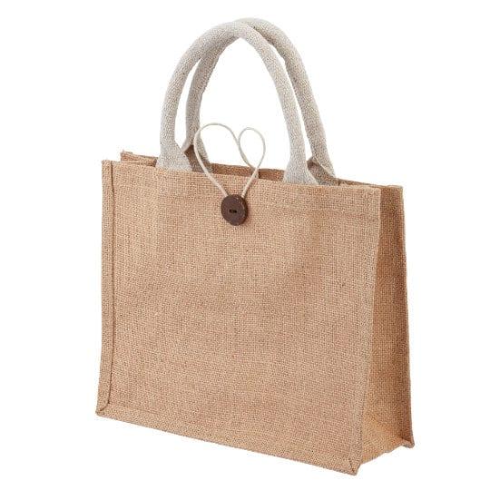 Dundee promotional jute shopping bags pfn1170