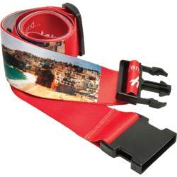 Dye sub printed luggage straps pfn1427