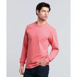 Gildan hammer long sleeved promotional t shirts pfn1778