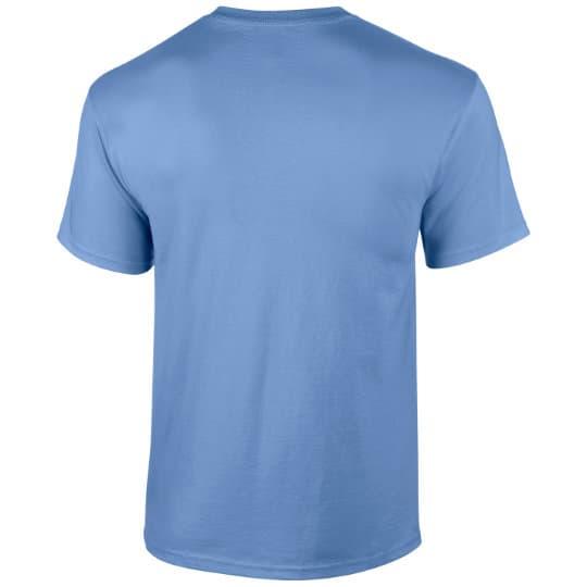 Gildan ultra cotton promotional t-shirts back view pfn1781