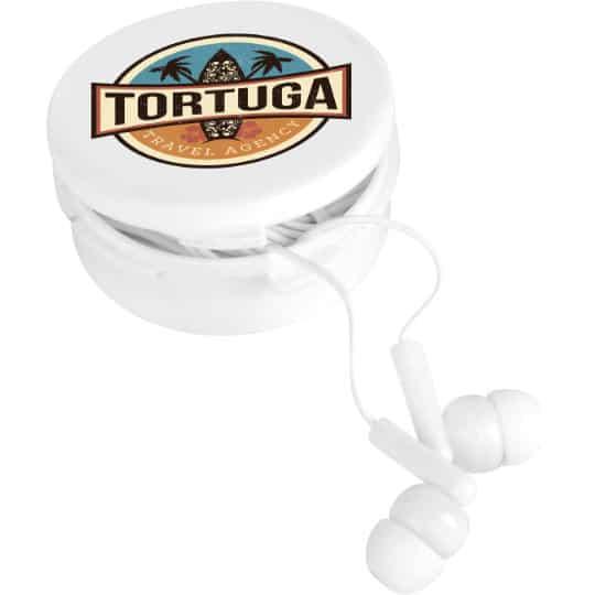 Jam promotional earbuds printed pfn1592