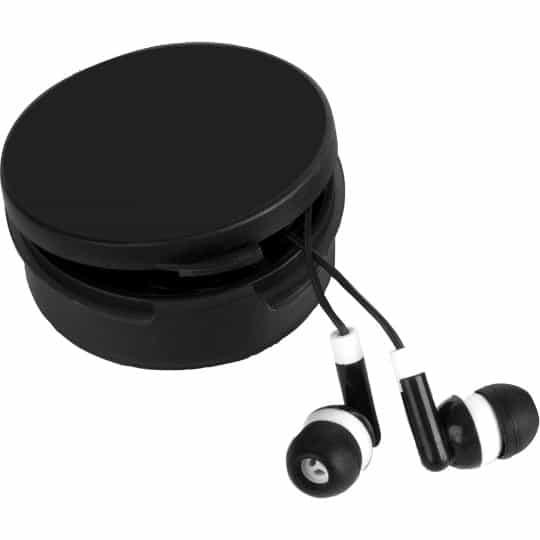 Jam promotional earbuds in black pfn1592