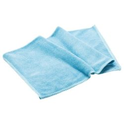 Large microfibre promotional sports towel in light blue pfn1329