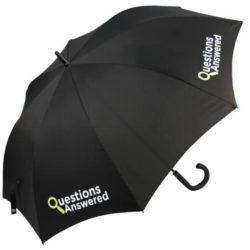 Promotional metro umbrella pfn1098