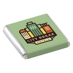 Neopolitan promotional milk chocolate treats branded pfn1546