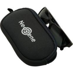 Neoprene promotional sunglasses pouch branded pfn1439