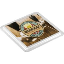 Promotional picto square coasters pfn1567